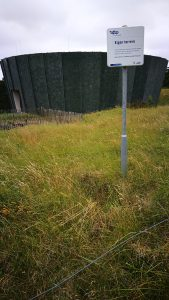 Waterzuiveringsinstallatie op Vlieland beheerd door Vitens