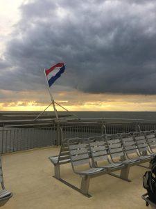 Veerdienst tussen Harlingen Haven en Vlieland. Rederij Doeksen.